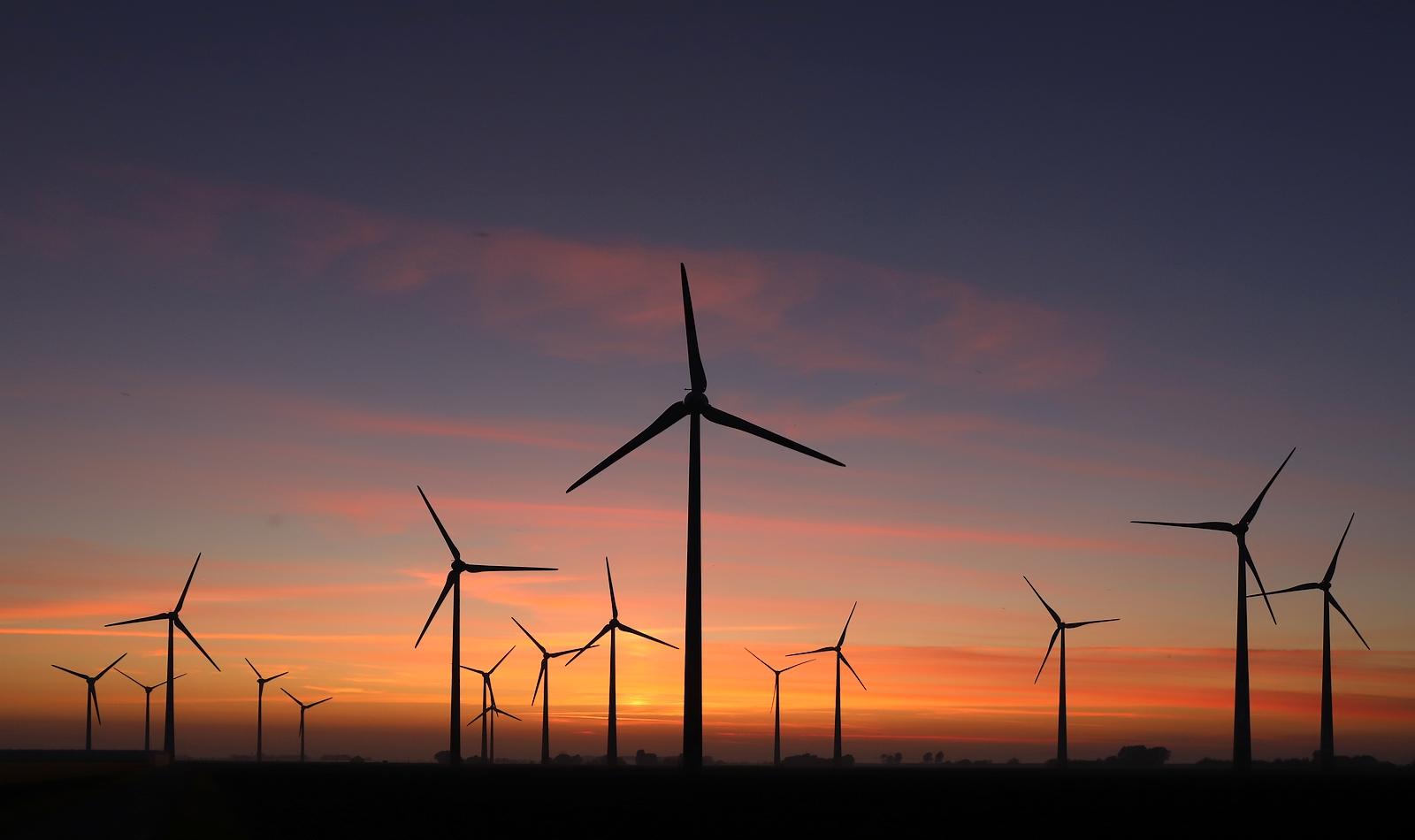 Trennewurth Windpark