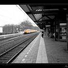 Treno per Amsterdam