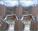 Treppe 3D