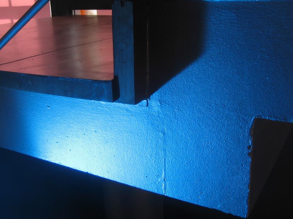 Treppe beleuchtet II