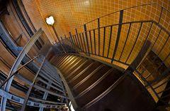 Treppe - gebogen :-)