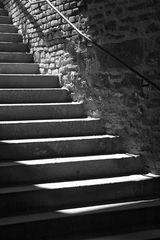 Treppe (im Hradschin)