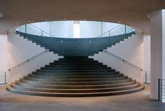 Treppe im Kunstmuseum