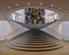 Treppe im Kunstmuseum Bonn