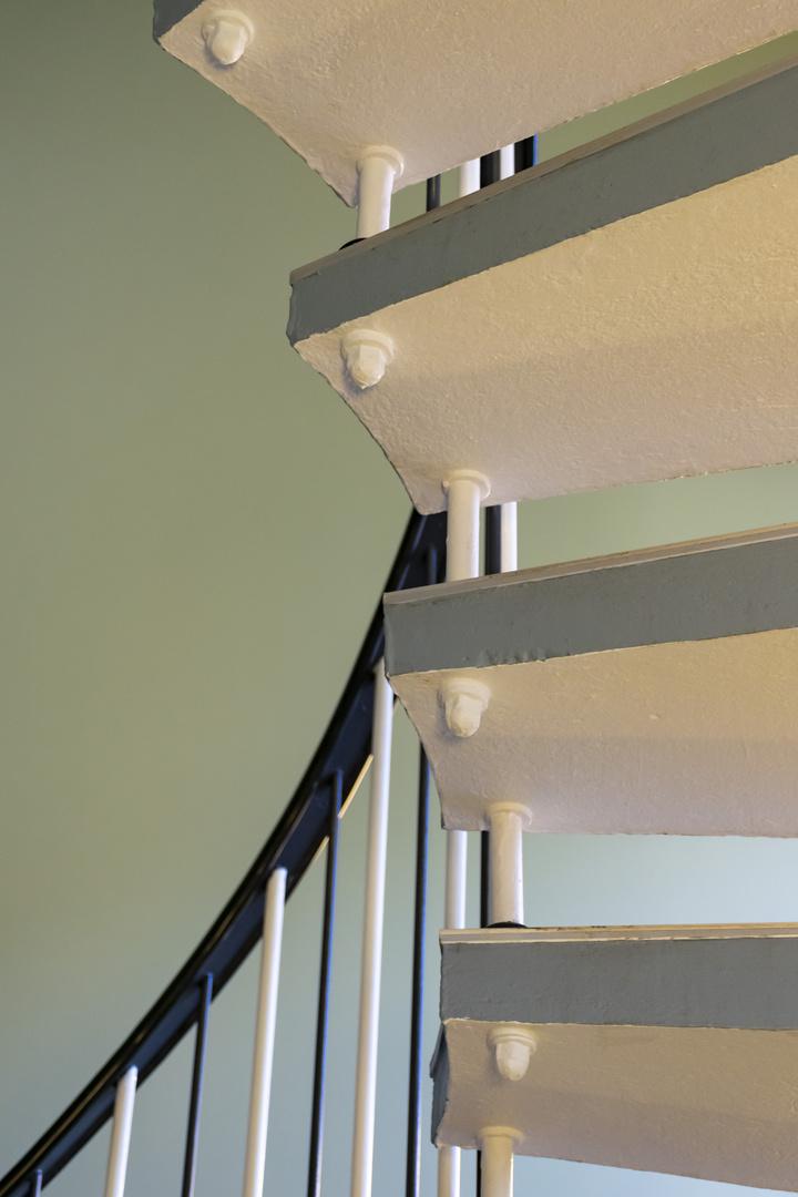 Treppe im Museum 5