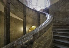 Treppe im Rathaus Hannover