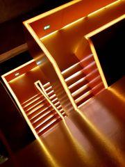 Treppe im Ruhrmuseum Essen