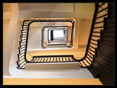 Treppe im Slomanhaus