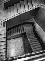 Treppe im Splendit