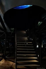 Treppe in den Weltenraum....