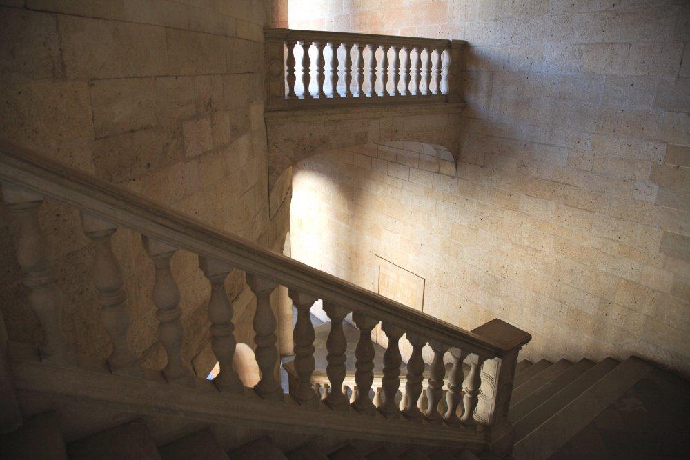 Treppe in der Alhambra
