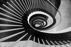Treppe-Innenansicht