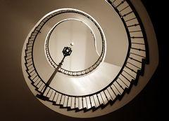 Treppe ohne Ende ?