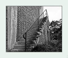 Treppe ohne Ziel