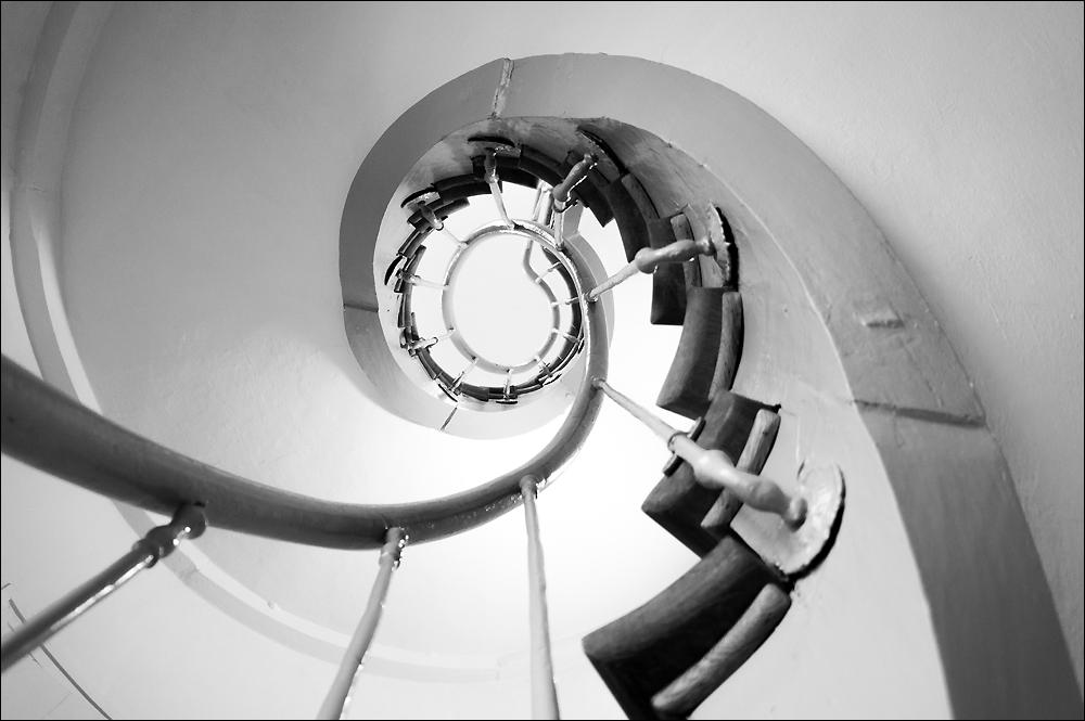 | treppe zum glück |