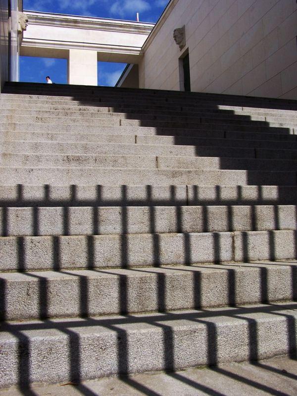 Treppen, Linien - Geometrie