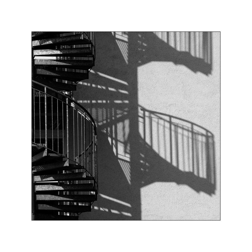 Treppen Schatten