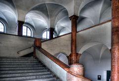 Treppen und Gänge
