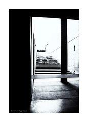 "Treppenabgang ""Langen Foundation"""