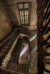 Treppenansichten