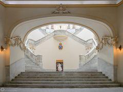 Treppenaufgang Gran Teatro de La Habana