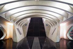 Treppenaufgang Im Bahnhof
