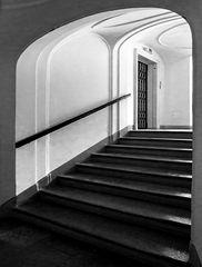 treppenaufgang in....