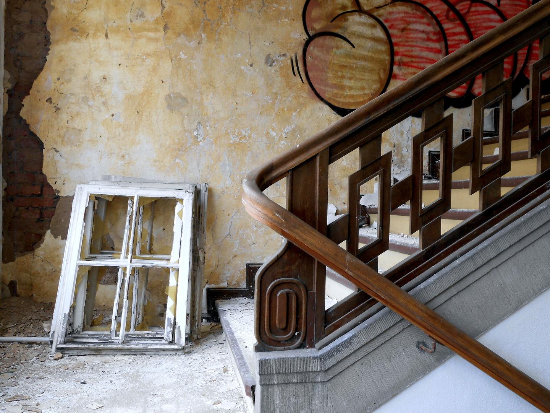 Treppen.fenster