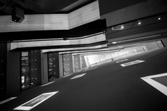 Treppenhaus-Ansichten