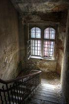 Treppenhaus, Beelitz