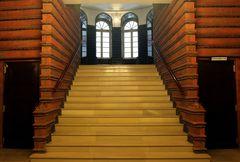 Treppenhaus Chilehaus 2