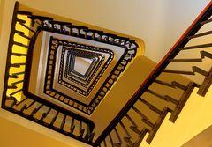 Treppenhaus Chilehaus 4
