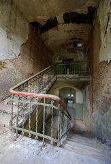 Treppenhaus - dunkler -