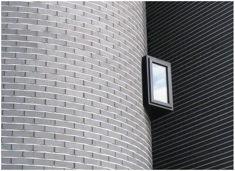 Treppenhaus-Fensterle