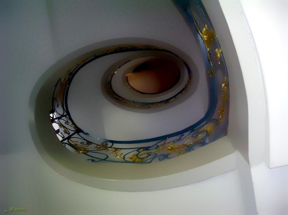 Treppenhaus Hackesche Höfe
