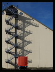 Treppenhaus - Haustreppe