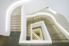 - Treppenhaus im Hospitalhof -