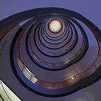 Treppenhaus im Sprinkenhof