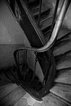 Treppenhaus in Paris