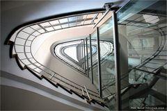 Treppenhaus in Viersen .....
