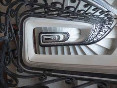 Treppenhaus Palacio Barolo, Buenos Aires