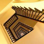Treppenhaus... unbearbeitet