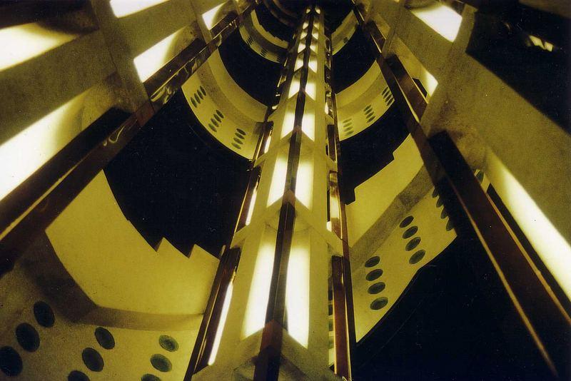Treppenhaus zum Himmelssaal