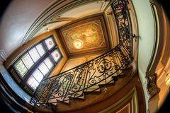 Treppenhausansichten