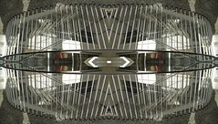 Treppenhausstrukturen