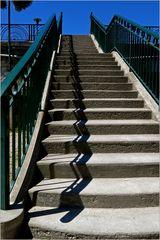 Treppenmuster