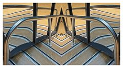 Treppenspiegelung 1