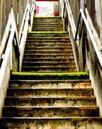 Treppensteigen hat was von ...