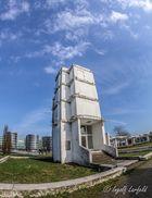 Treppenturm Altstadtpark Duisburg