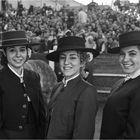 Tres damas